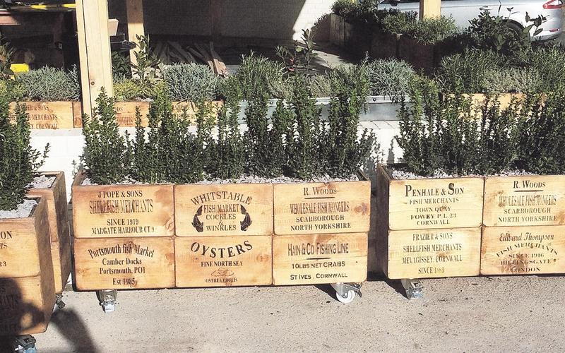 Public House, restaurant & Holiday Park landscaping
